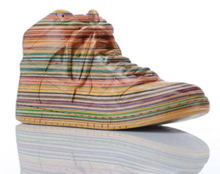 Haroshi 3 441x350 wooden skateboard sculptures