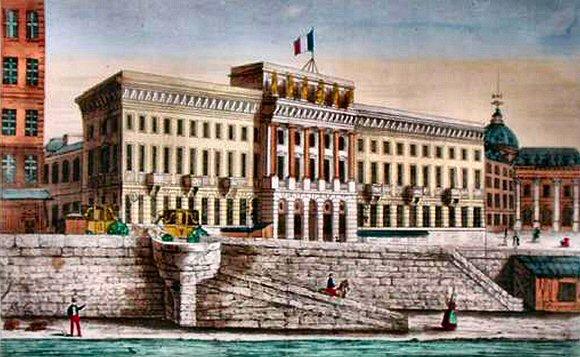 Hotel de la Monnaie โรงแรมแนวคิดศตวรรษที่ 21+อาคารแบบนีโอคลาสสิก 15 - Hotel