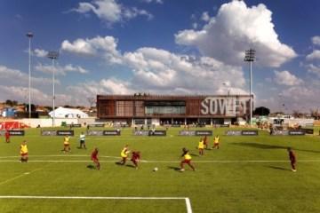 Soccer Centre ศูนย์การฝึกอบรมฟุตบอลของ Nike ในแอฟริกาใต้ 2 - RUF
