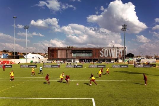 Nike Football Training Center Julian Abrams Soccer Centre ศูนย์การฝึกอบรมฟุตบอลของ Nike ในแอฟริกาใต้