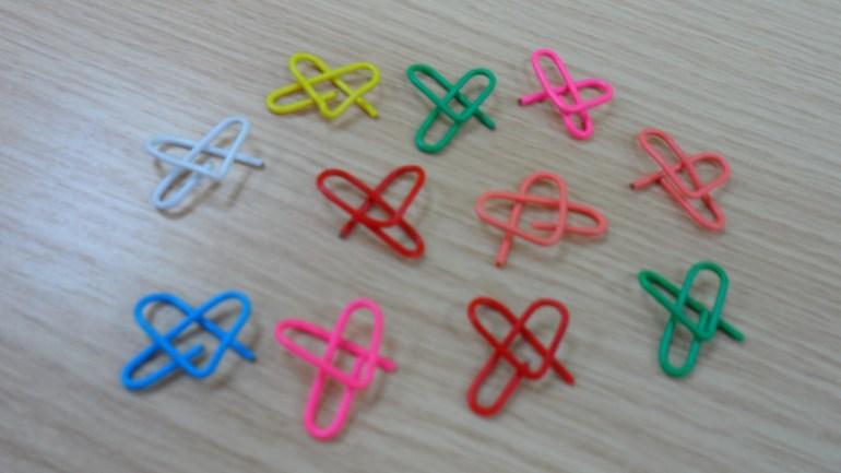DIY. Magic paper clip 16 - Magic paper clip