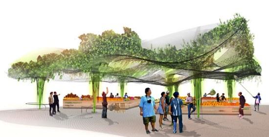 Urban farm architectkidd 1 590 550x280 URBAN FARM ความยั่งยืนเพื่อชีวิตที่ดีกว่าสำหรับมนุษย์ในอนาคต สวนเกษตร