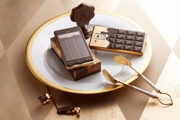 chocolate bar smartphone 15 - mobile phone
