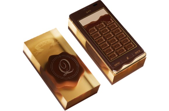 chocophone03 580x380 chocolate bar smartphone