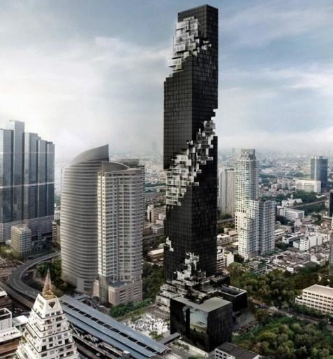 """The Ritz-Carlton Residences BKK """"มหานคร"""" ตึกระฟ้าแห่งใหม่ที่กำลังจะทำลายสถิติอาคารสูงที่สุดในประเทศไทย 27 - LIVING"""
