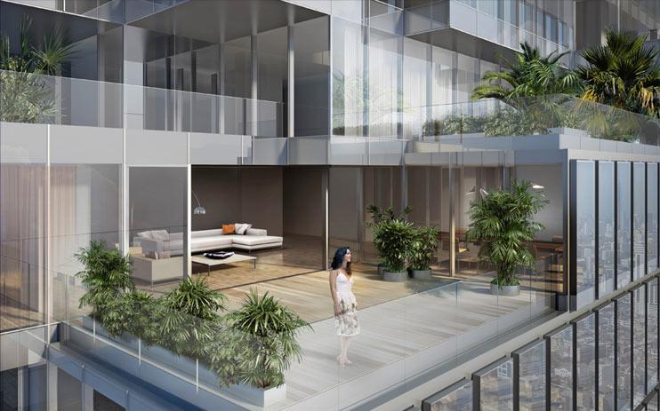 """The Ritz-Carlton Residences BKK """"มหานคร"""" ตึกระฟ้าแห่งใหม่ที่กำลังจะทำลายสถิติอาคารสูงที่สุดในประเทศไทย 19 - Apartment"""
