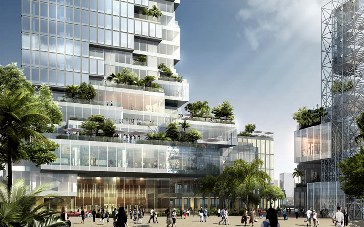 """The Ritz-Carlton Residences BKK """"มหานคร"""" ตึกระฟ้าแห่งใหม่ที่กำลังจะทำลายสถิติอาคารสูงที่สุดในประเทศไทย 23 - Apartment"""