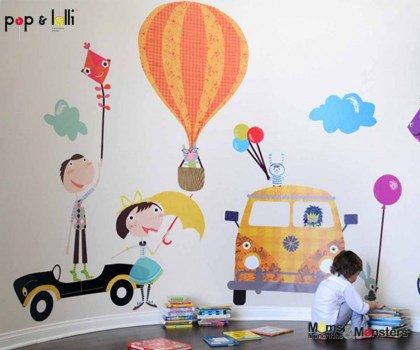 2 FT 600 500 420x350  เปิดตัว Wall stickers,Pop&Lolli by Moms,Munchkins and Monsters