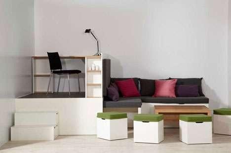 25550304 085433 ตกแต่งห้องพื้นที่เล็ก..Compact Multi Room Moveables