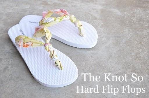 D.I.Y. Flip Flops หวานเก๋..รับหน้าร้อน 13 - DIY
