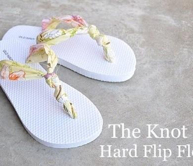 D.I.Y. Flip Flops หวานเก๋..รับหน้าร้อน 14 - DIY