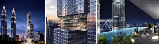 "Rising Green แนวทางใหม่สำหรับสถาปัตยกรรมในสไตล์ ""Tropical Architecture"" 4 - Apartment"