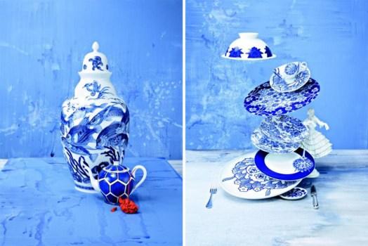 5 524x350 Hermés New Blue dAilleurs คอลเลกชั่นถ้วยชามพอร์ซเลนแห่งท้องทะเล