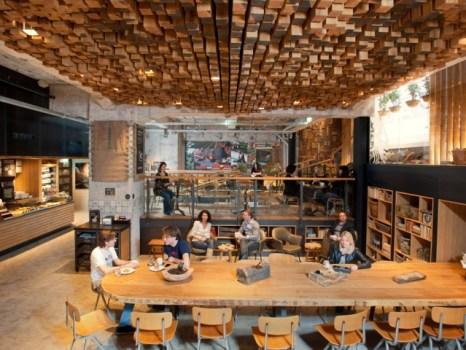 86704 466x350 Starbucks Amsterdam