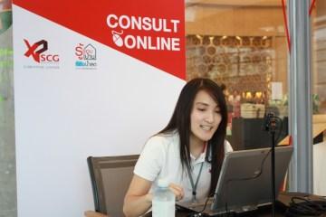 """บริการใหม่จาก SCG Experience.. """"Consult Online""""  24 - consult online"""