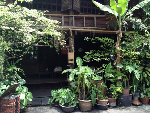 IMG 0177 resize Suk11 Hostel..บ้านชนบทใจกลางกรุงเทพ