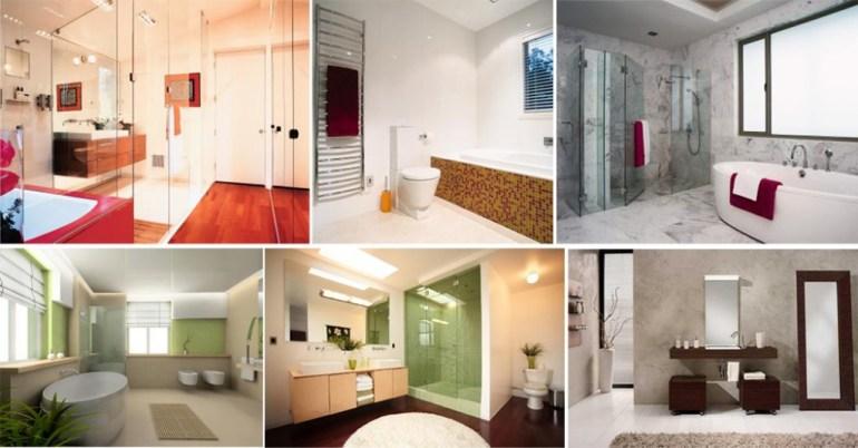 New Zealand Bathroom Design ไอเดียในการตกแต่งห้องน้ำแบบโมเดิร์น 16 - bathroom