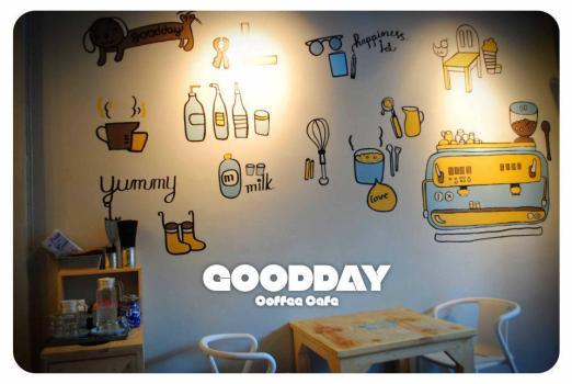 g5 522x350 หาความสุขง่ายๆได้ที่ Goodday Cafe ย่านสุขุมวิท 63
