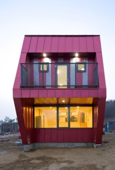 loh05 236x350 lollipop house บ้านพักในประเทศเกาหลี