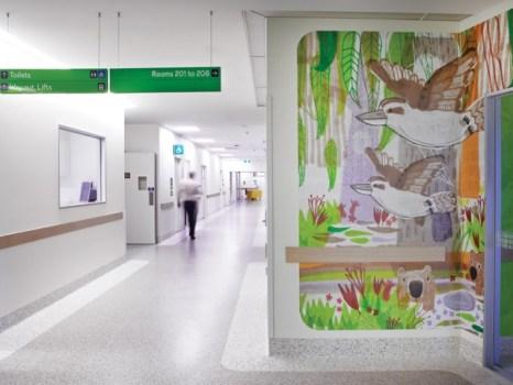 melb1 89157 slide 466x350 The Royal Children's Hospital Melbourne