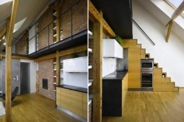 ตกแต่งพื้นที่เล็ก ให้ใหญ่ขึ้น 17 - interior design