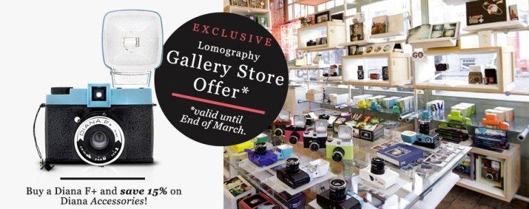 Lomography Gallery Store Bangkok ร้านโลโม่ชั้น 4 สยามดิสคัฟเวอรี่ 15 - Gallery