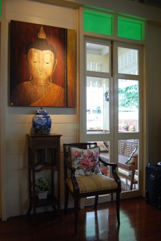 """""""บ้านดินสอ""""โรงแรมเล็กใจกลางพระนคร ภายใต้แนวคิดอนุรักษ์อาคารโบราณของไทย 11 - baandinso"""