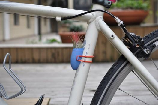 Bike planters ปลูกต้นไม้ให้จักรยาน 15 - Green