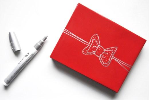 Last minute gift ideas ไอเดียตกแต่งของขวัญแบบเร่งรีบ!! 3 - DIY