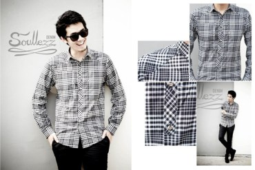 "อยาก ""Good Looking Good Thinking"" - Soullezz Denim ต้องเสื้อผ้าสไตล์ Chambray shirt 29 - STYLE&FASHION"