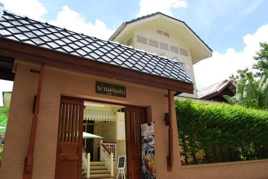 """""""บ้านดินสอ""""โรงแรมเล็กใจกลางพระนคร ภายใต้แนวคิดอนุรักษ์อาคารโบราณของไทย 3 - baandinso"""