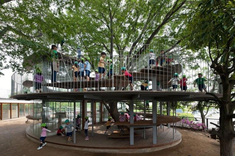 RING AROUND A TREE เพลินกายเพลินใจรอบๆต้นไม้ 16 - Architecture