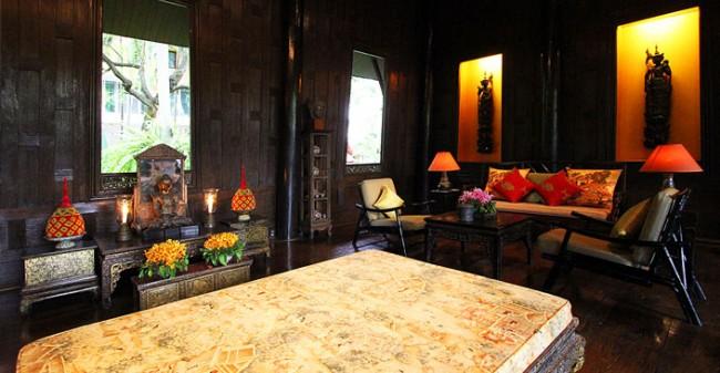 พิพิธภัณฑ์บ้านไทย จิม ทอมป์สัน Jimthompson House 16 - cafe
