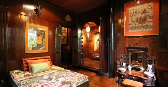 พิพิธภัณฑ์บ้านไทย จิม ทอมป์สัน Jimthompson House 17 - cafe
