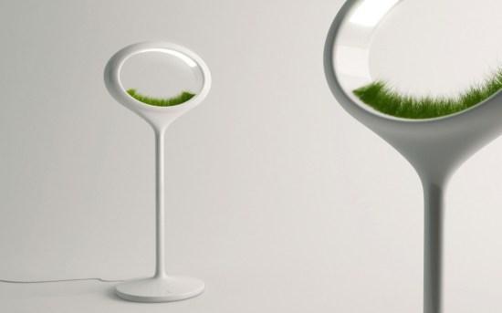 โคมไฟพลังธรรมชาติ The Grass Lamp by Marko Vuckovic  9 - The Grass Lamp