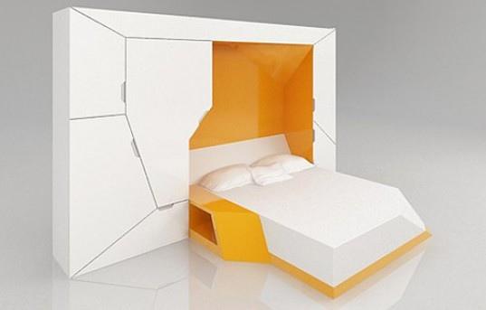 """Bedroom in a Box""..เฟอร์นิเจอร์ห้องนอนในกล่องเดียวทำได้ไง 13 - bedroom in a box"