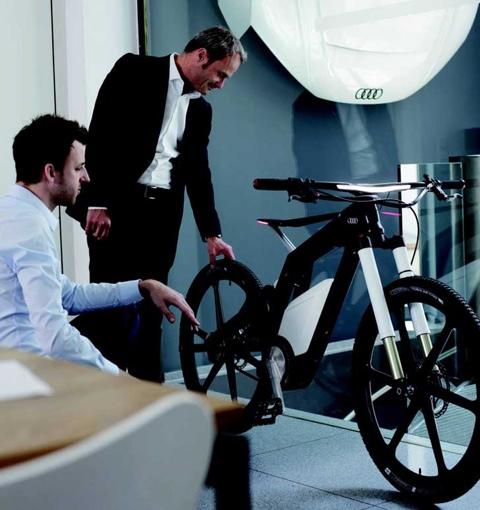 25550526 173123 Audi e bike สุดยอดนวัตกรรมจักรยานวันนี้