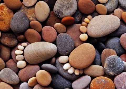 รอยเท้าจากก้อนหิน..โดย Iain Blake 15 - foot prints