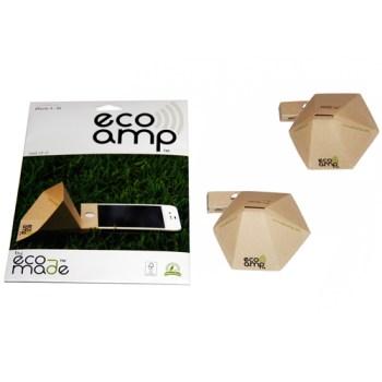 The eco-amp,iPhone speaker จากกระดาษรีไซเคิล 9 - eco-friendly