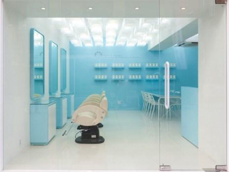 Permy Mi Jang Won Salon ร้านทำผมน่ารักๆของสาวเกาหลี 18 - interior design