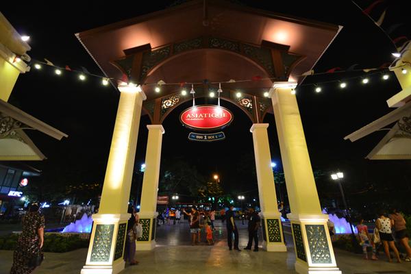 ช้อป..ชิม..ชม..ชิลด์ ที่..ASIATIQUE The Riverfront 28 - Asiarique review