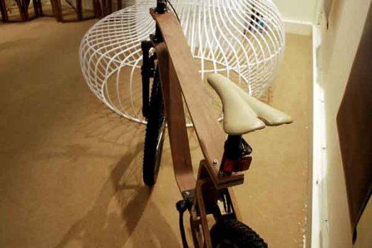 Plywood Bike จักรยานไม้-ฝีมือคนไทย 7 - dots-studio