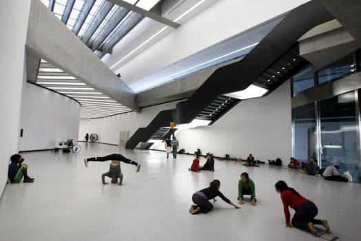 MAXXI MUSEUM มากกว่าความเป็นพิพิธภัณฑ์ที่อิตาลี  16 - Architecture