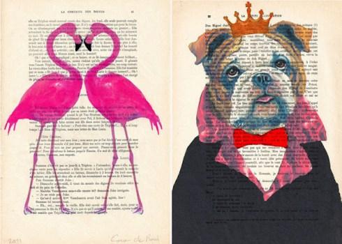 Coco de Paris is a mixed media designer งานศิลปะ/ตกแต่งบ้าน ส่งตรงถึงบ้าน 17 -
