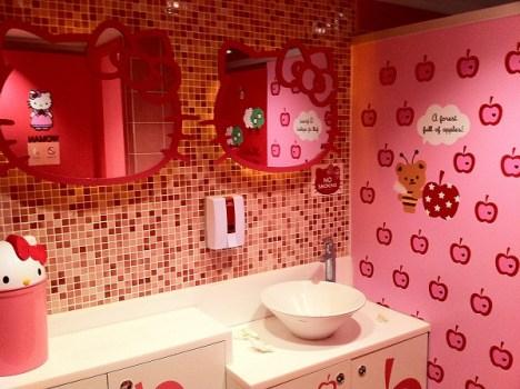Hello Kitty Cafe ร้านนี้มีแต่คิตตี้ 27 - cafe