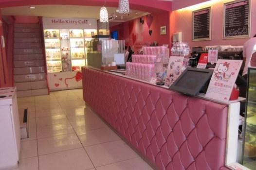 Hello Kitty Cafe ร้านนี้มีแต่คิตตี้ 16 - cafe