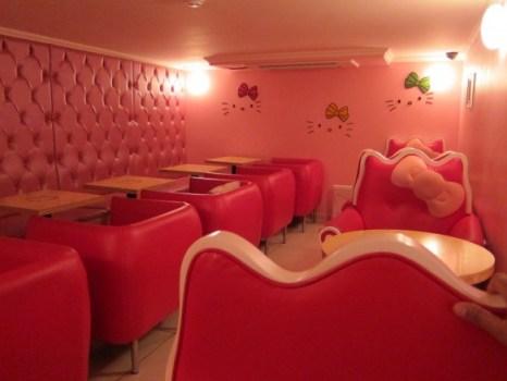 Hello Kitty Cafe ร้านนี้มีแต่คิตตี้ 15 - cafe