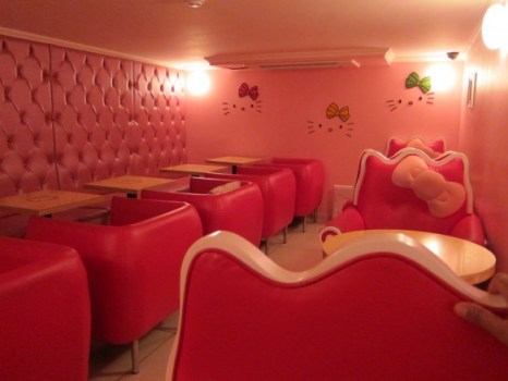 Hello Kitty Cafe ร้านนี้มีแต่คิตตี้ 26 - cafe