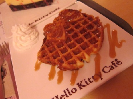 img 3831 466x350 Hello Kitty Cafe ร้านนี้มีแต่คิตตี้