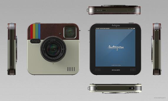 กล้อง Instagram Socialmatic 15 - Instagram camera